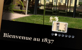 Résidence hôtelière Le 1837