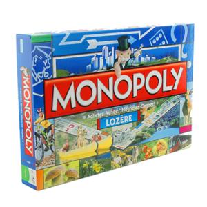 Boite Monopoly Lozère