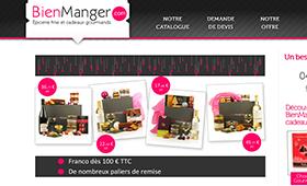 BienManger.pro - BtoB