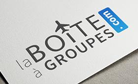 Logo La Boîtes à Groupes