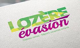 Logo de Lozère Evasion