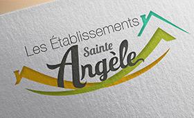 Logo Association Sainte Angèle
